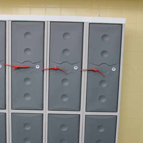 Staff Lockers, 8