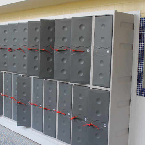 Staff Lockers, 2