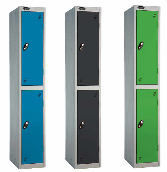2 Tier Heavy Duty School Locker